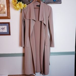 Windsor Duster Tan Size Size Medium